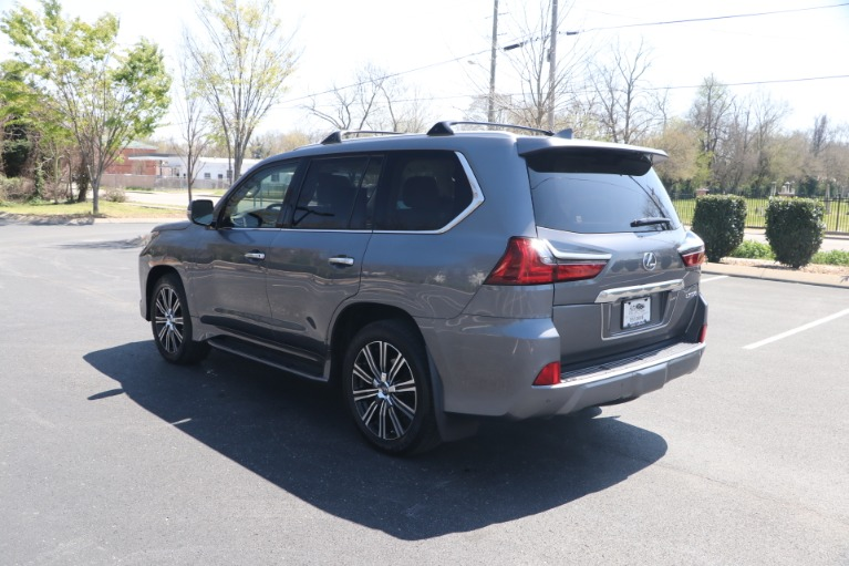 Used 2018 Lexus LX 570 LUXURY AWD W/NAV TV DVD for sale Sold at Auto Collection in Murfreesboro TN 37130 4
