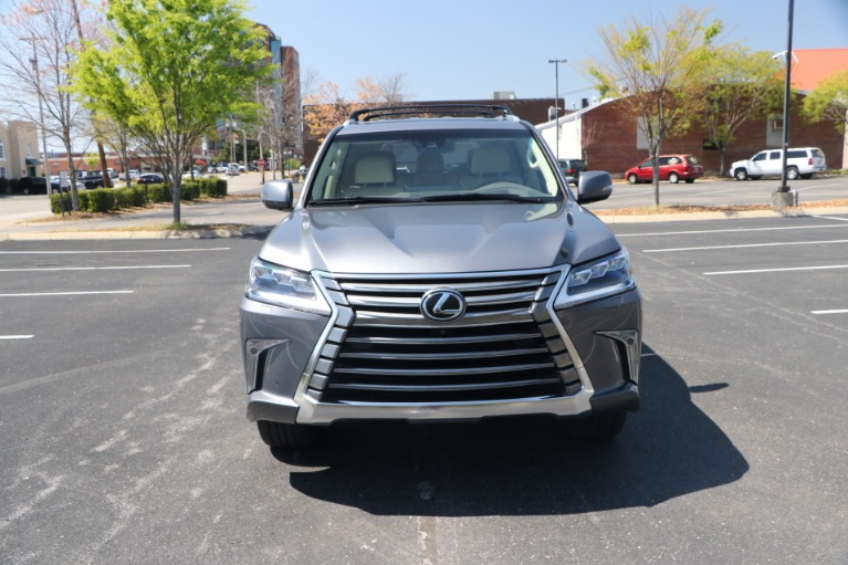 Used 2018 Lexus LX 570 LUXURY AWD W/NAV TV DVD for sale Sold at Auto Collection in Murfreesboro TN 37130 5