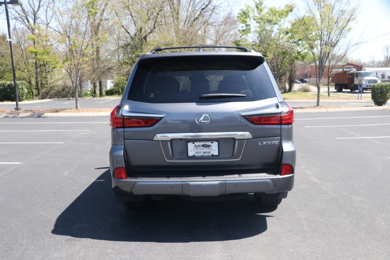 Used 2018 Lexus LX 570 LUXURY AWD W/NAV TV DVD for sale Sold at Auto Collection in Murfreesboro TN 37130 6