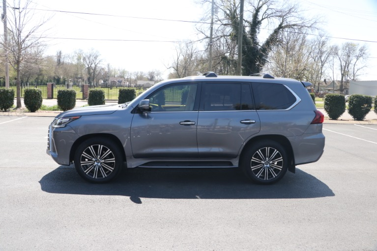 Used 2018 Lexus LX 570 LUXURY AWD W/NAV TV DVD for sale Sold at Auto Collection in Murfreesboro TN 37130 7