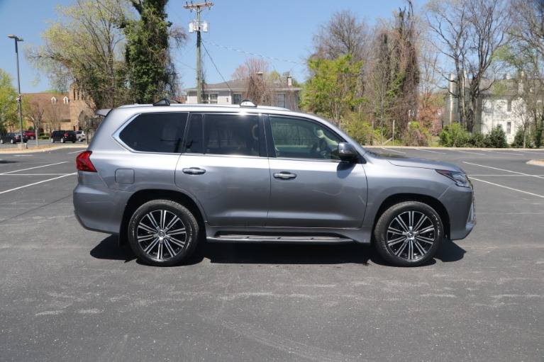 Used 2018 Lexus LX 570 LUXURY AWD W/NAV TV DVD for sale Sold at Auto Collection in Murfreesboro TN 37130 8
