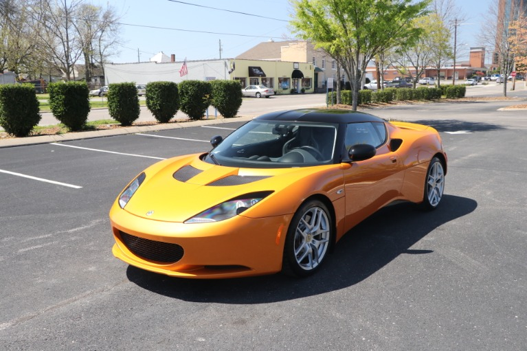 Used 2011 Lotus Evora 2+2 COUPE PREMIUM PACK RWD for sale $54,950 at Auto Collection in Murfreesboro TN 37130 2