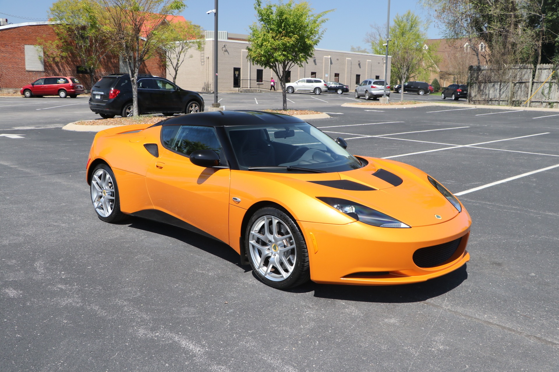 Used 2011 Lotus Evora 2+2 COUPE PREMIUM PACK RWD for sale $54,950 at Auto Collection in Murfreesboro TN 37130 1