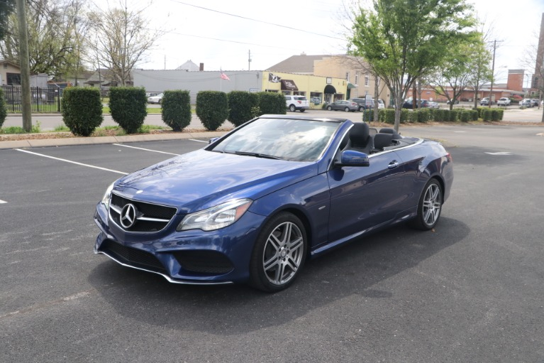 Used 2017 Mercedes-Benz E400 CABRIOLET RWD W/NAV for sale $38,950 at Auto Collection in Murfreesboro TN 37130 3