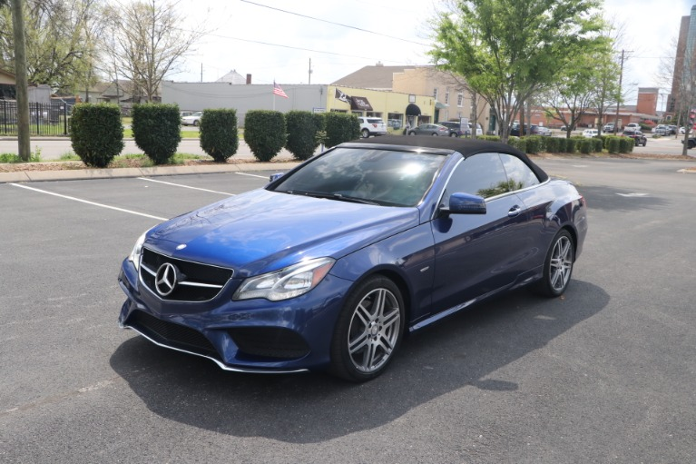Used 2017 Mercedes-Benz E400 CABRIOLET RWD W/NAV for sale $38,950 at Auto Collection in Murfreesboro TN 37130 4