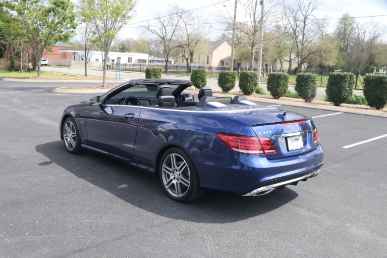 Used 2017 Mercedes-Benz E400 CABRIOLET RWD W/NAV for sale $38,950 at Auto Collection in Murfreesboro TN 37130 7