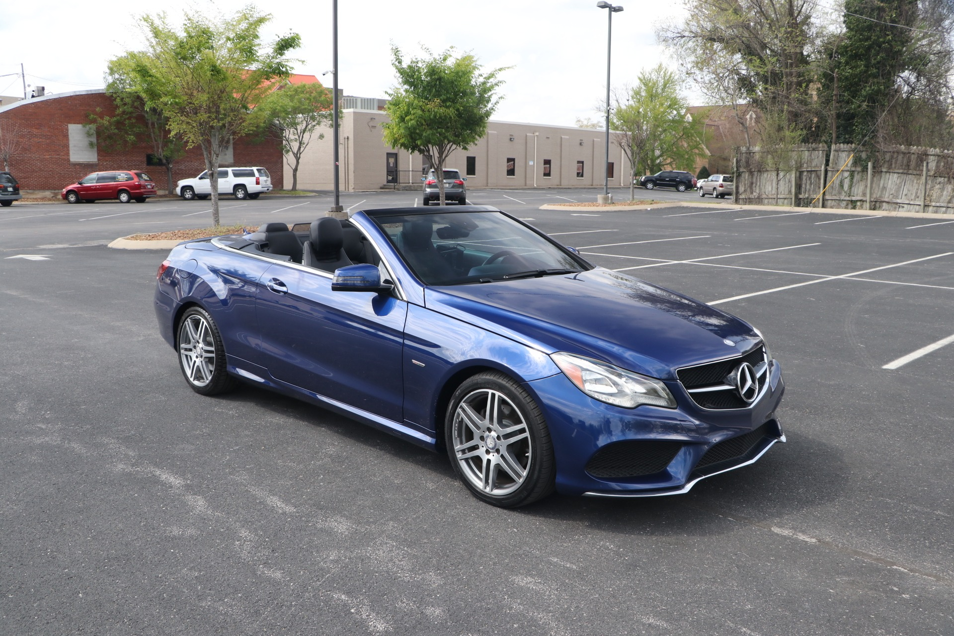 Used 2017 Mercedes-Benz E400 CABRIOLET RWD W/NAV for sale $38,950 at Auto Collection in Murfreesboro TN 37130 1