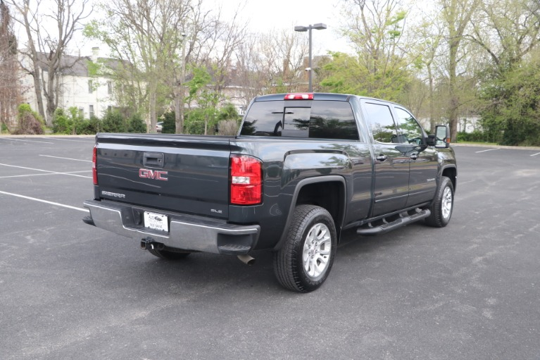 Used 2017 GMC Sierra 1500 SLE CREW CAB 4WD for sale $35,950 at Auto Collection in Murfreesboro TN 37130 3
