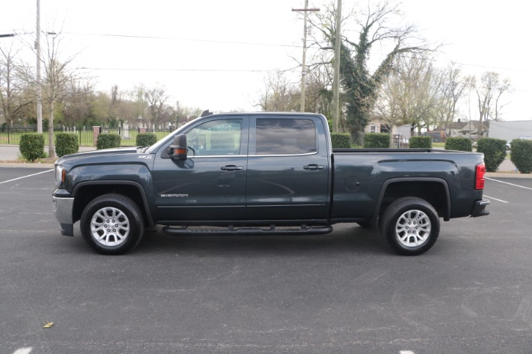 Used 2017 GMC Sierra 1500 SLE CREW CAB 4WD for sale $35,950 at Auto Collection in Murfreesboro TN 37130 7