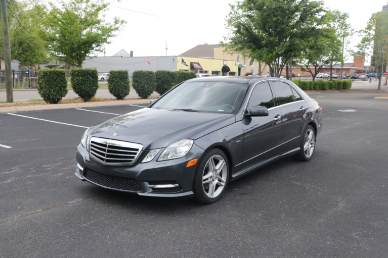 Used 2012 Mercedes-Benz E350 PREMIUM 2 RWD MASSAGE DRIVER SEAT W/NAV for sale Sold at Auto Collection in Murfreesboro TN 37130 2