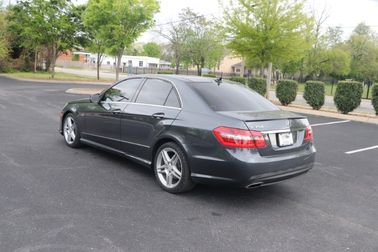 Used 2012 Mercedes-Benz E350 PREMIUM 2 RWD MASSAGE DRIVER SEAT W/NAV for sale Sold at Auto Collection in Murfreesboro TN 37130 4