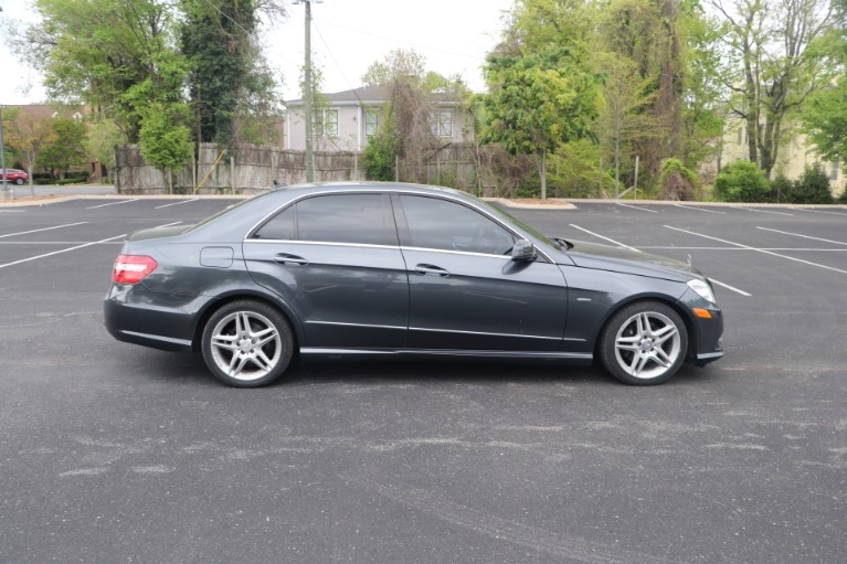Used 2012 Mercedes-Benz E350 PREMIUM 2 RWD MASSAGE DRIVER SEAT W/NAV for sale Sold at Auto Collection in Murfreesboro TN 37130 8