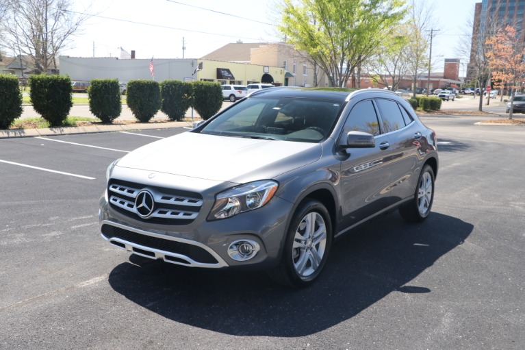 Used 2018 Mercedes-Benz GLA250 FWD PREMIUM W/PANORAMIC ROOF for sale Sold at Auto Collection in Murfreesboro TN 37130 2