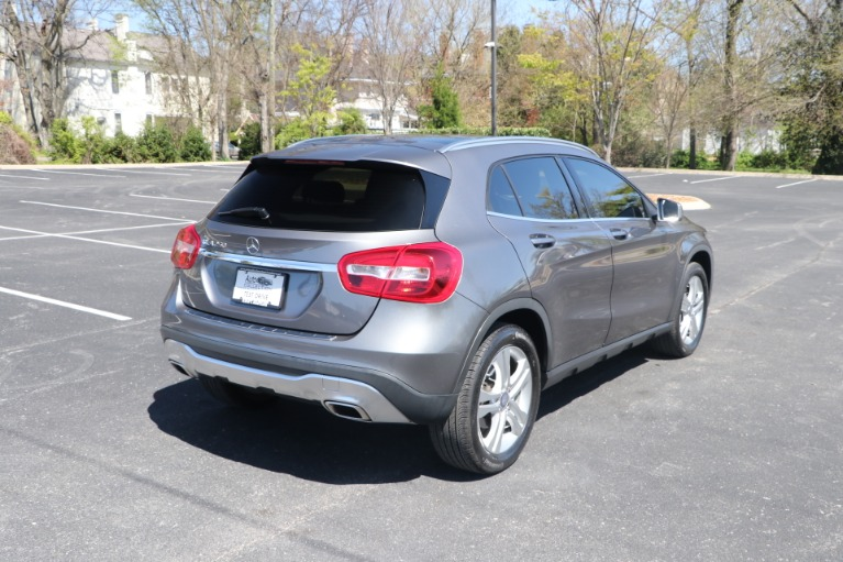 Used 2018 Mercedes-Benz GLA250 FWD PREMIUM W/PANORAMIC ROOF for sale Sold at Auto Collection in Murfreesboro TN 37130 3