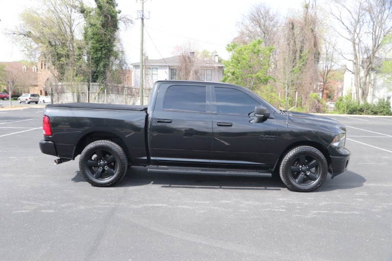 Used 2018 Ram 1500 BIG HORN CREW CAB 4X4 W/NAV for sale Sold at Auto Collection in Murfreesboro TN 37130 8