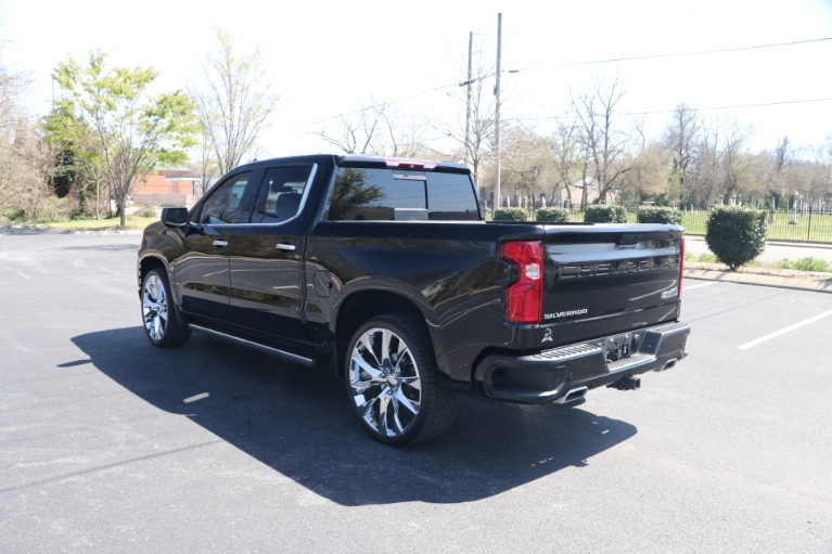 Used 2019 Chevrolet Silverado 1500 HIGH COUNTRY W/NAV for sale Sold at Auto Collection in Murfreesboro TN 37130 4