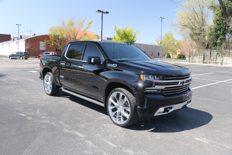 Used 2019 Chevrolet Silverado 1500 HIGH COUNTRY W/NAV for sale Sold at Auto Collection in Murfreesboro TN 37130 1
