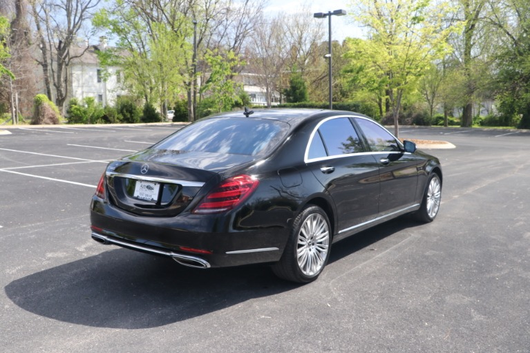 Used 2020 Mercedes-Benz S560 PREMIUM RWD W/NAV for sale $89,950 at Auto Collection in Murfreesboro TN 37130 3
