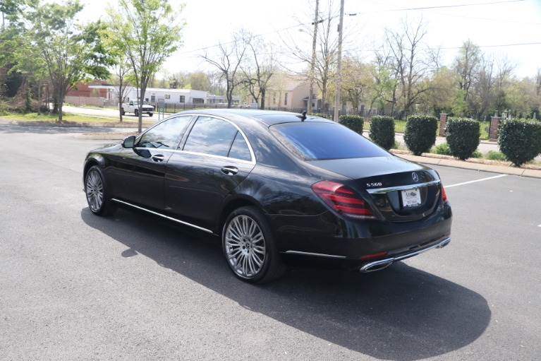 Used 2020 Mercedes-Benz S560 PREMIUM RWD W/NAV for sale $89,950 at Auto Collection in Murfreesboro TN 37130 4