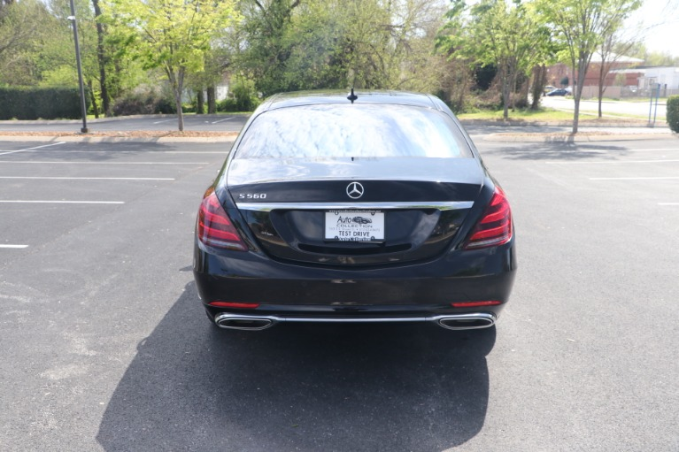 Used 2020 Mercedes-Benz S560 PREMIUM RWD W/NAV for sale $89,950 at Auto Collection in Murfreesboro TN 37130 6
