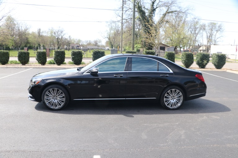 Used 2020 Mercedes-Benz S560 PREMIUM RWD W/NAV for sale $89,950 at Auto Collection in Murfreesboro TN 37130 7