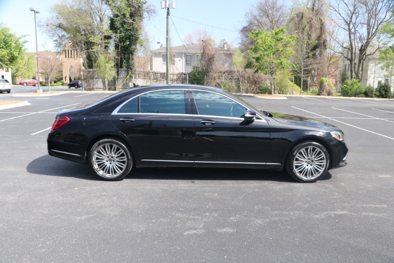 Used 2020 Mercedes-Benz S560 PREMIUM RWD W/NAV for sale $89,950 at Auto Collection in Murfreesboro TN 37130 8