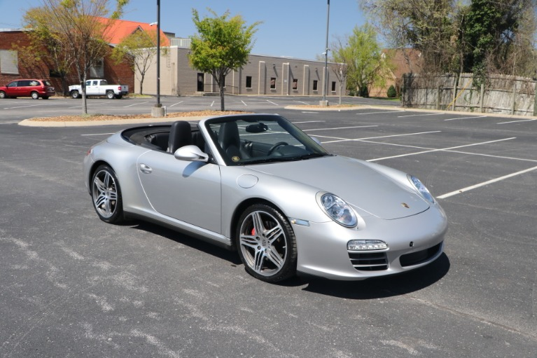 Used Used 2009 Porsche 911 Carrera 4S for sale $69,950 at Auto Collection in Murfreesboro TN