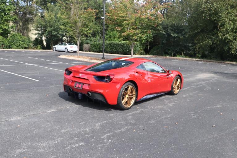 Used 2019 Ferrari 488 GTB W/NAV for sale $449,500 at Auto Collection in Murfreesboro TN 37130 3