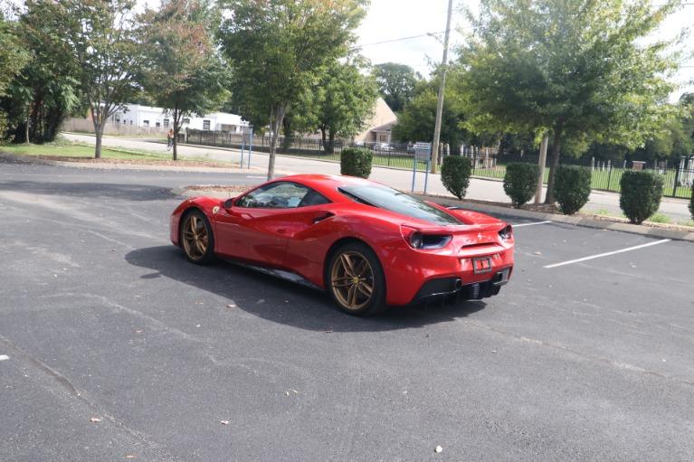 Used 2019 Ferrari 488 GTB W/NAV for sale $449,500 at Auto Collection in Murfreesboro TN 37130 4