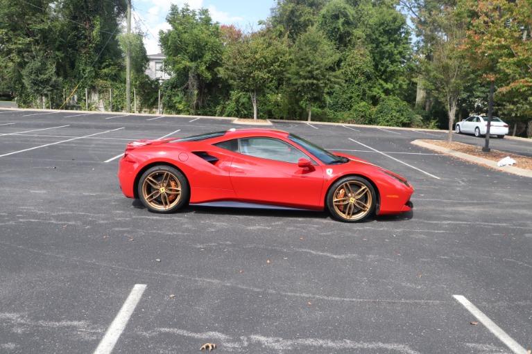 Used 2019 Ferrari 488 GTB W/NAV for sale $449,500 at Auto Collection in Murfreesboro TN 37130 8