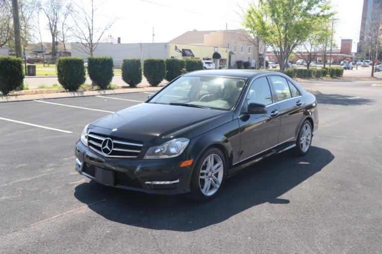 Used 2014 Mercedes-Benz C300 4MATIC PREMIUM W/NAV for sale $19,950 at Auto Collection in Murfreesboro TN 37130 2