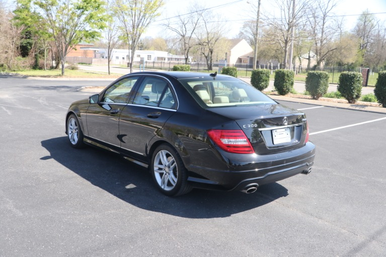 Used 2014 Mercedes-Benz C300 4MATIC PREMIUM W/NAV for sale $19,950 at Auto Collection in Murfreesboro TN 37130 4