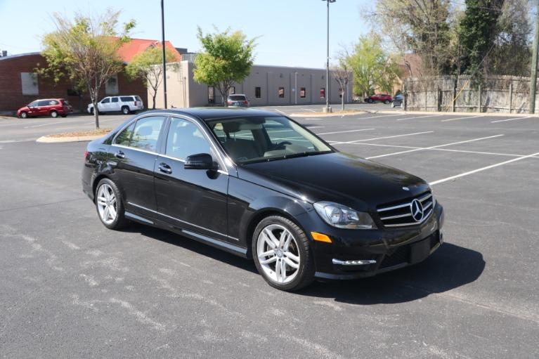 Used 2014 Mercedes-Benz C300 4MATIC PREMIUM W/NAV for sale $19,950 at Auto Collection in Murfreesboro TN 37130 1