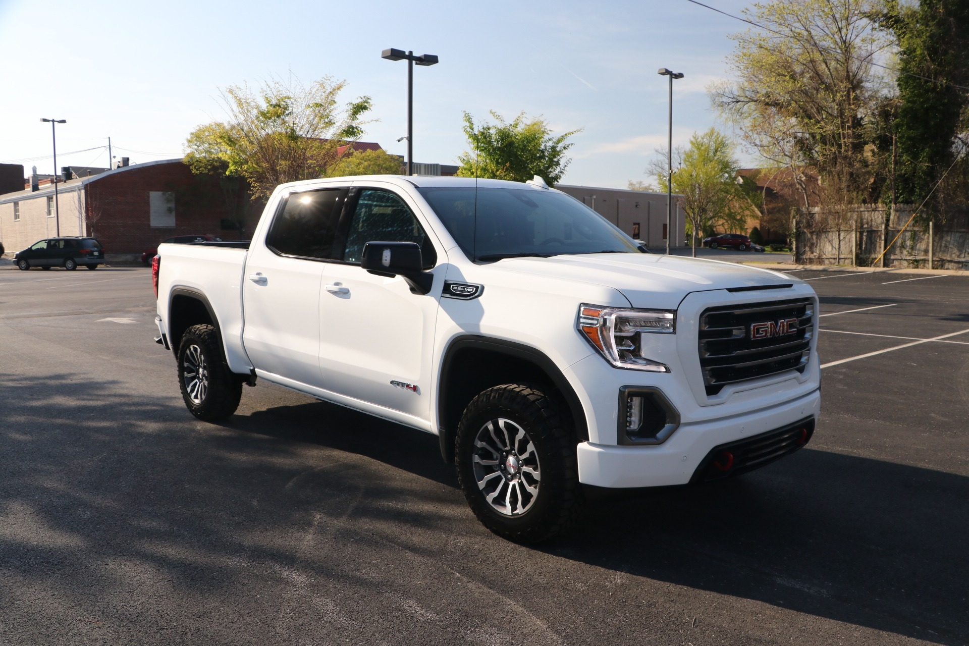Used 2021 GMC Sierra 1500 AT4 4WD W/NAV for sale $65,950 at Auto Collection in Murfreesboro TN 37130 1