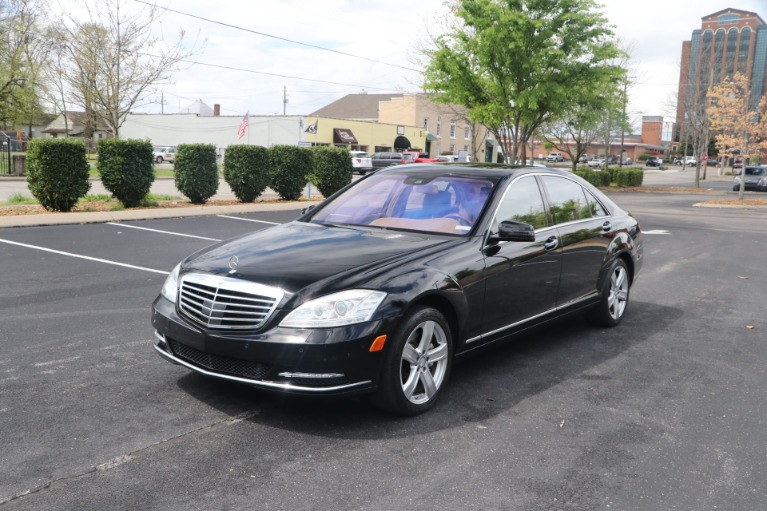 Used 2011 Mercedes-Benz S550 4MATIC PREMIUM W/NAV for sale Sold at Auto Collection in Murfreesboro TN 37130 2