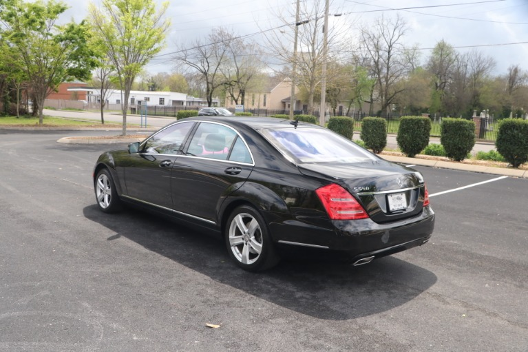 Used 2011 Mercedes-Benz S550 4MATIC PREMIUM W/NAV for sale Sold at Auto Collection in Murfreesboro TN 37130 4