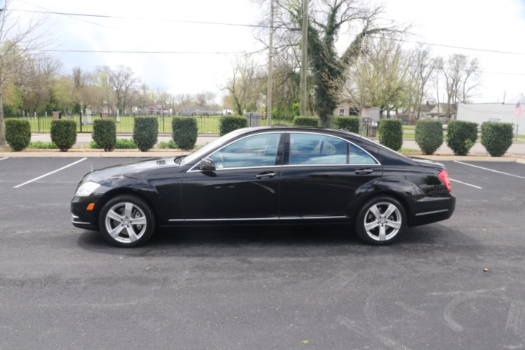 Used 2011 Mercedes-Benz S550 4MATIC PREMIUM W/NAV for sale Sold at Auto Collection in Murfreesboro TN 37130 6