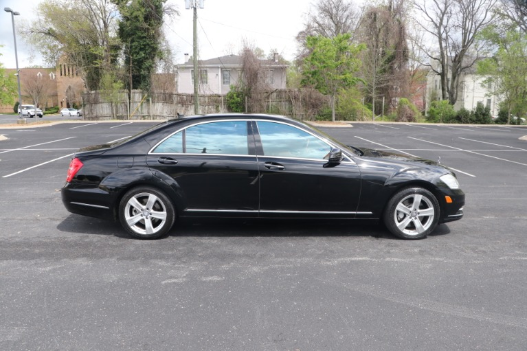 Used 2011 Mercedes-Benz S550 4MATIC PREMIUM W/NAV for sale Sold at Auto Collection in Murfreesboro TN 37130 7
