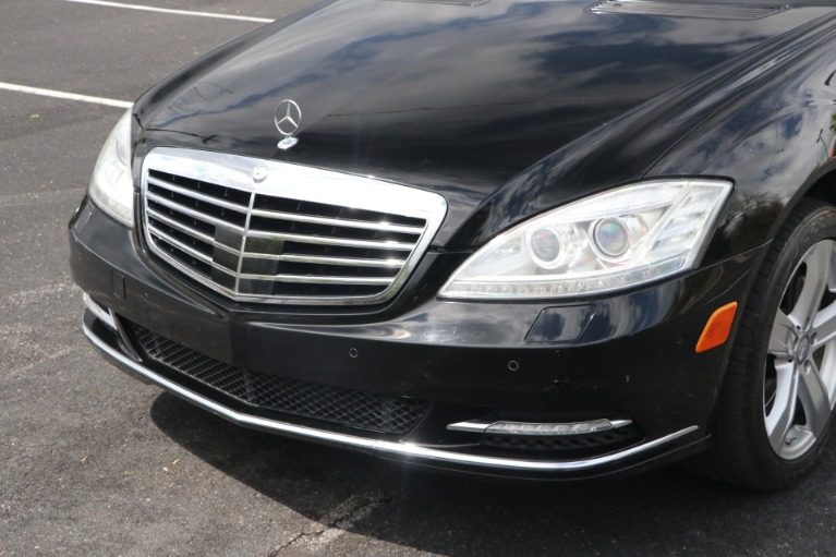 Used 2011 Mercedes-Benz S550 4MATIC PREMIUM W/NAV for sale Sold at Auto Collection in Murfreesboro TN 37130 8