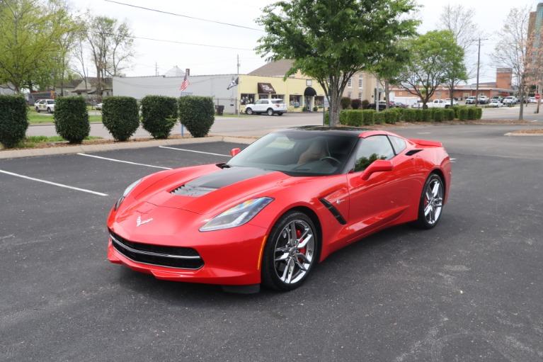 Used 2015 Chevrolet Corvette STINGRAY Z51 2LT W/NAV for sale Sold at Auto Collection in Murfreesboro TN 37130 2