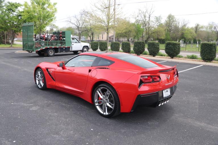 Used 2015 Chevrolet Corvette STINGRAY Z51 2LT W/NAV for sale Sold at Auto Collection in Murfreesboro TN 37130 4