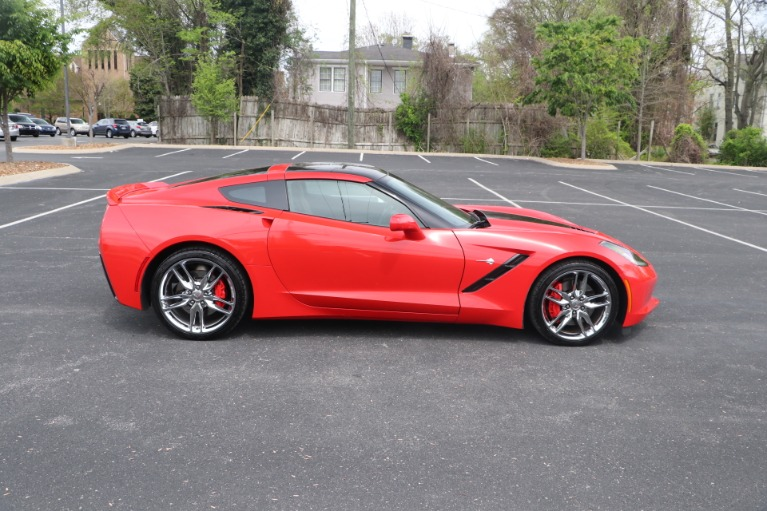 Used 2015 Chevrolet Corvette STINGRAY Z51 2LT W/NAV for sale Sold at Auto Collection in Murfreesboro TN 37130 8