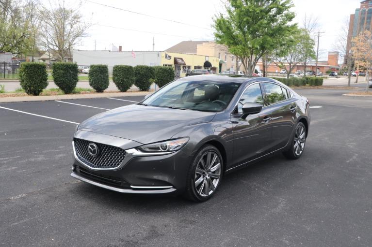 Used 2020 Mazda Mazda6 Signature Auto W/NAV for sale Sold at Auto Collection in Murfreesboro TN 37130 2