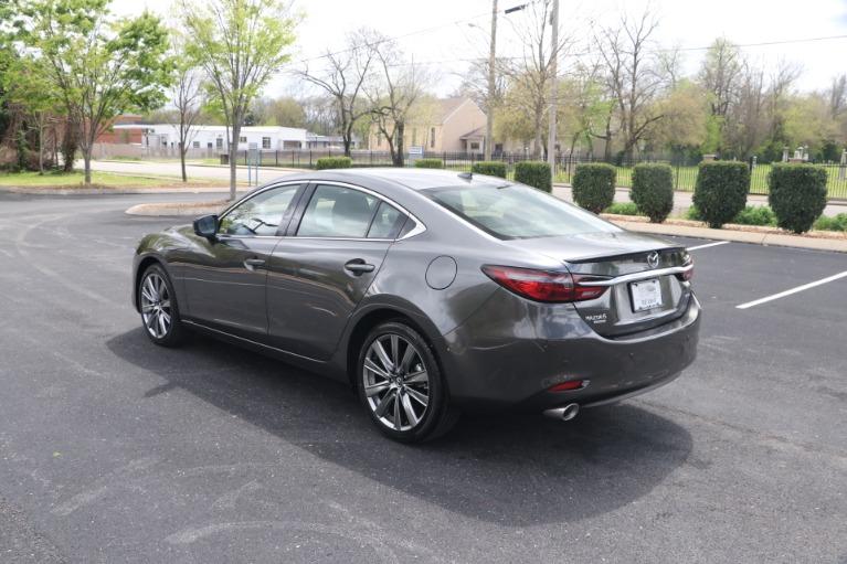 Used 2020 Mazda Mazda6 Signature Auto W/NAV for sale Sold at Auto Collection in Murfreesboro TN 37130 4