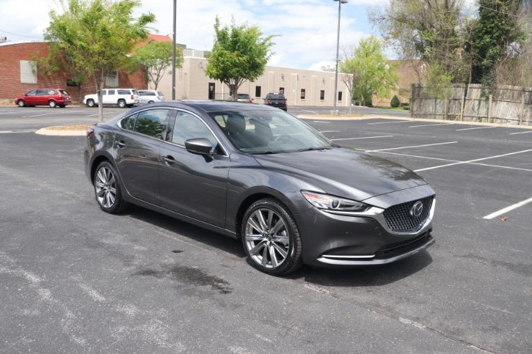 Used 2020 Mazda Mazda6 Signature Auto W/NAV for sale Sold at Auto Collection in Murfreesboro TN 37130 1