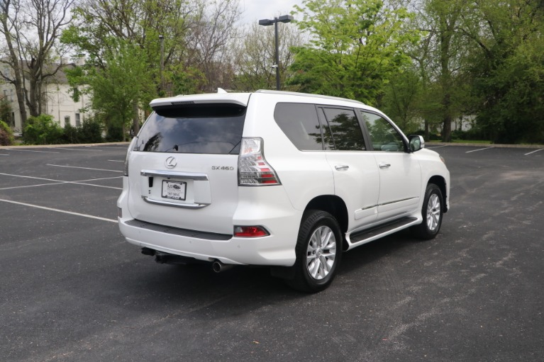 Used 2017 Lexus GX 460 PREMIUM AWD W/NAV for sale Sold at Auto Collection in Murfreesboro TN 37130 3