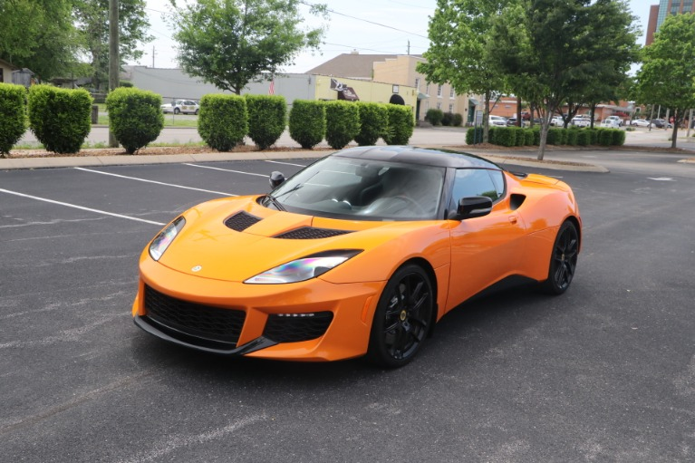 Used 2017 Lotus Evora 400 Evora 400 Coupe for sale $75,950 at Auto Collection in Murfreesboro TN 37130 2
