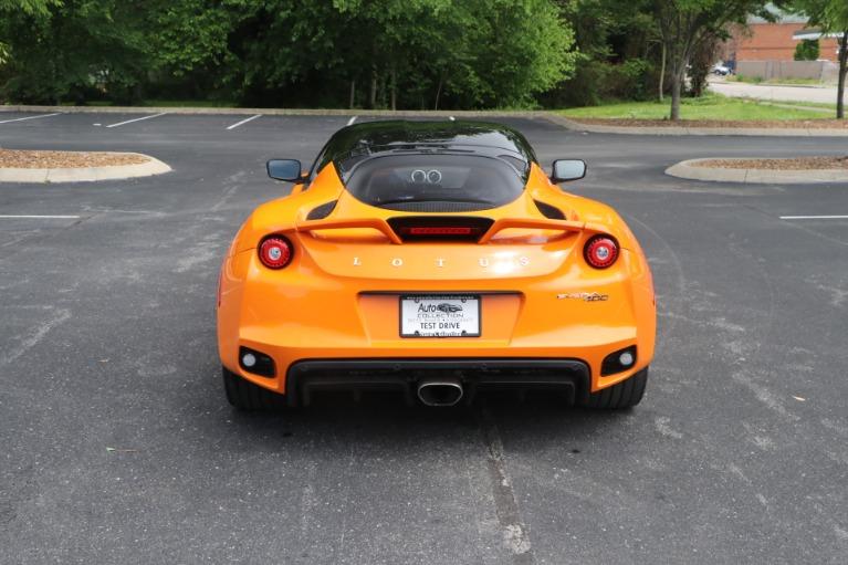 Used 2017 Lotus Evora 400 Evora 400 Coupe for sale $75,950 at Auto Collection in Murfreesboro TN 37130 6