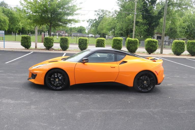 Used 2017 Lotus Evora 400 Evora 400 Coupe for sale $75,950 at Auto Collection in Murfreesboro TN 37130 7