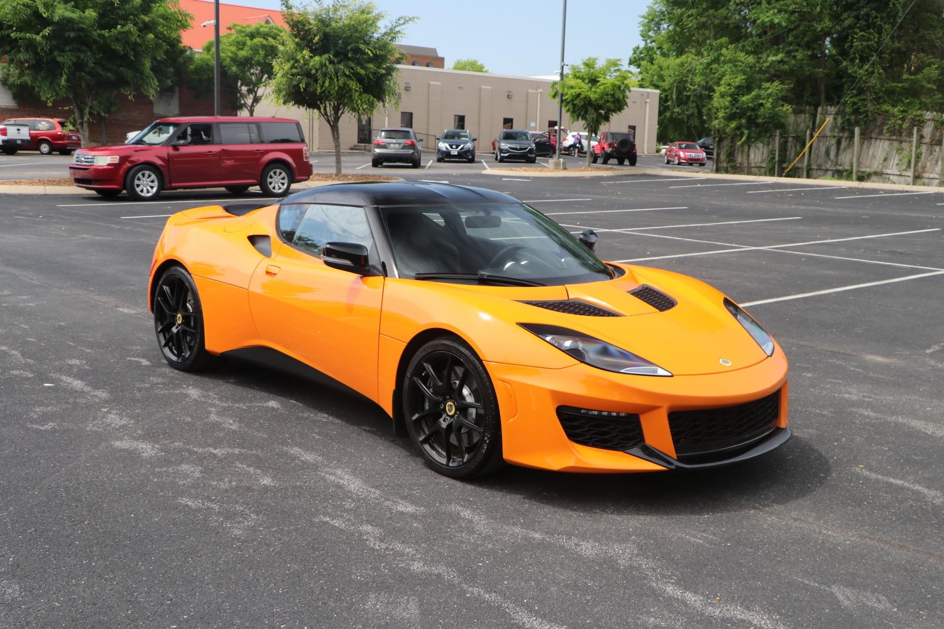 Used 2017 Lotus Evora 400 Evora 400 Coupe for sale $75,950 at Auto Collection in Murfreesboro TN 37130 1
